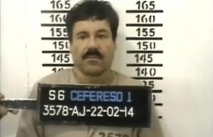 En la imagen aparece el rostro del capo con el número de reo 3578-AJ-22-02-14. Foto Cuartoscuro