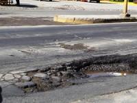 Ciudad de México, la más afectada por baches