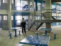 Roban planos de penal de máxima seguridad en el D.F.