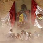 Con gas lacrimógeno intentan detener Reforma Política de Oaxaca