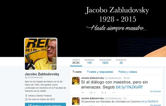 Zabludovsky_sigue_tuiteando_Alcaldes_de_Mexico_Julio_2015