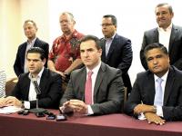 Alcaldes electos en Nuevo León forman superliga municipal