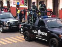 Refuerzan seguridad en Tancítaro tras asesinato de ex autodefensas