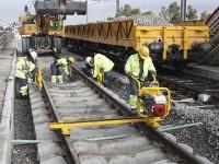 Avanza rehabilitación de Línea 12; prevén abrir en noviembre