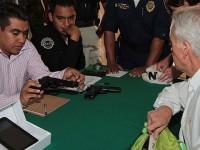 SEDENA ofrece tablets a cambio de armas en 64 municipios del Edomex