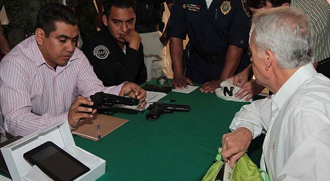 Canje_Armas_Estado_Mexico_Alcaldes_de_Mexico_Agosto_2015