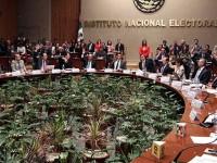 El INE se prepara para las elecciones de 2016