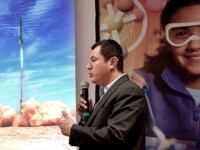 Imparten taller aeroespacial para jóvenes en Baja California