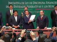 Presentan nuevas reglas para vigilar deuda de estados y municipios