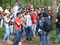 "Promueven ""mochilazo"" para conocer naturaleza de Morelos"