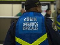 Detienen a 200 en primer día de operativo contra vagoneros del Metro
