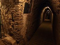 Encuentran túneles de hace 400 años debajo de Puebla