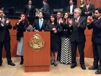 Sin acuerdo y entre desorden cierran sesión por caso Ayotzinapa