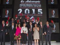 6º aniversario y Premio a las Mejores Prácticas de Gobiernos Locales 2015