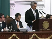 Mancera ofrece su tercer Informe de Gobierno