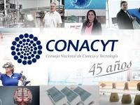 Conacyt: 45 años de impulsar la ciencia en México