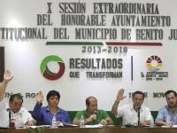 Dividen el municipio de Benito Juárez (Cancún) para crear Puerto Morelos