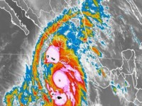 Todo lo que debes saber sobre el huracán Patricia