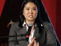 Keiko Fujimori llama a empresarios a combatir la pobreza