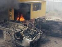 Pobladores golpean y queman vivo a alcalde en Guatemala