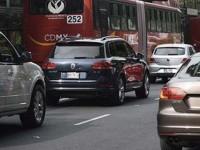 Cuesta 82 mil millones la congestión vial en la Ciudad de México