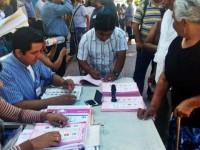 Realizan elecciones extraordinarias en Tixtla, Guerrero