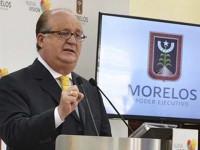 Gobernador de Morelos elimina dependencias para ahorrar recursos