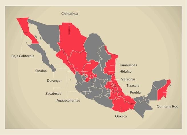 Mapa_Electoral_2016_Alcaldes_de_Mexico_Noviembre_2016