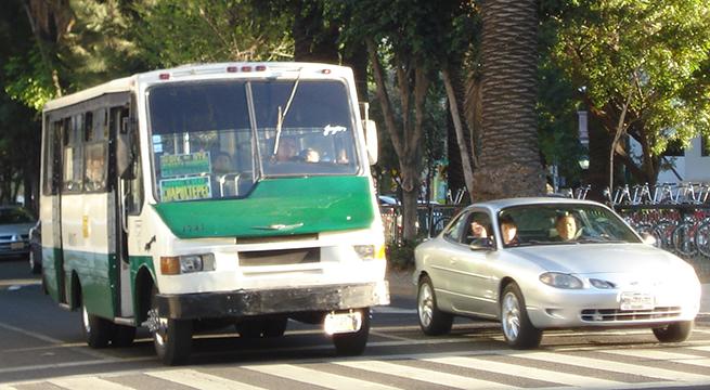 Microbus-CDMX