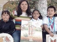 Niños de Oaxaca ganan premio internacional de ciencia