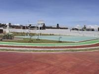 Construyen parque recreativo sobre ex tiradero de basura en el Edomex