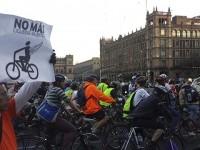 Aumentan atropellamientos de ciclistas en el DF