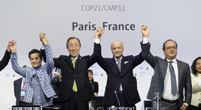Lo que dice el acuerdo sobre cambio climático de París y sus críticas