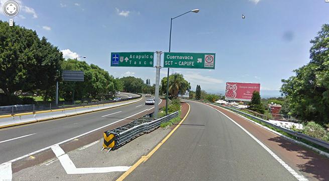 Autopista-Google-Maps