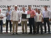 Campeche, el primer estado en asegurar a los productores del campo