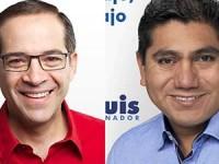 Peralta y Preciado van nuevamente por la gubernatura de Colima