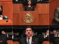 Comparecen candidatos a ministros de la SCJN ante el Senado