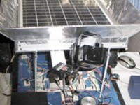 Estudiantes de Querétaro crean robot para siembra y reforestación