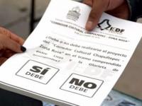 Gana el No al Corredor Chapultepec con el 10% de participación ciudadana