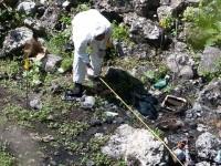 No hubo incendio en el basurero de Cocula, concluye el GIEI