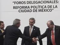 Diputados aprueban en lo general la Reforma Política del DF