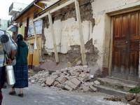 Sismo provoca daños materiales en 7 municipios de Chiapas