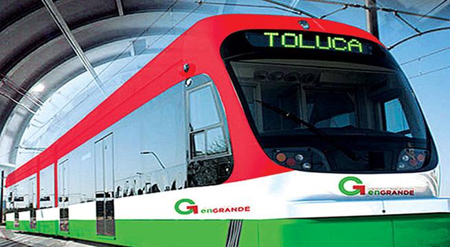 Tren-Toluca