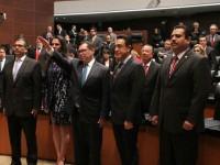 Senadores ratifican a Álvaro Vizcaíno como secretario ejecutivo del SNSP