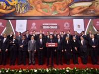 Conago pide elevar Mando Único a rango constitucional
