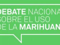 Primer debate sobre marihuana será en Cancún