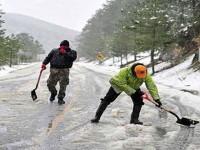 En emergencia 241 municipios de 11 estados por heladas