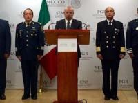 Detienen a tres presuntos implicados en el caso Ayotzinapa