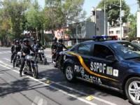 Disminuyen delitos de alto impacto e incidentes viales en la Ciudad de México