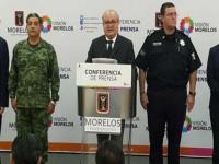 Segob, Morelos y Cuernavaca coordinarán labores de seguridad